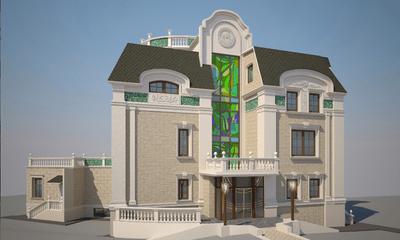 Услуги по архитектурному проектированию домов