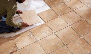 Как подобрать плитку для пола